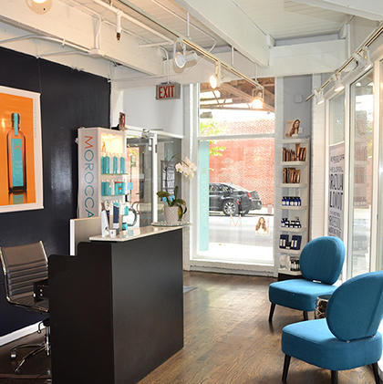 Kosa Salon interior